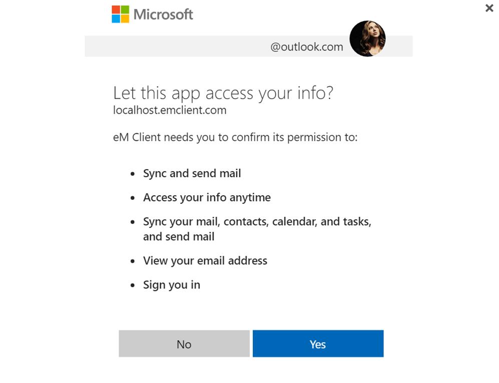 eM Client for Outlook | eM Client
