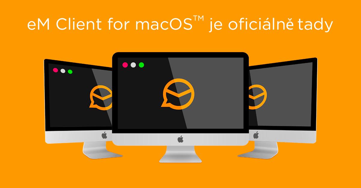 eM Client for Mac