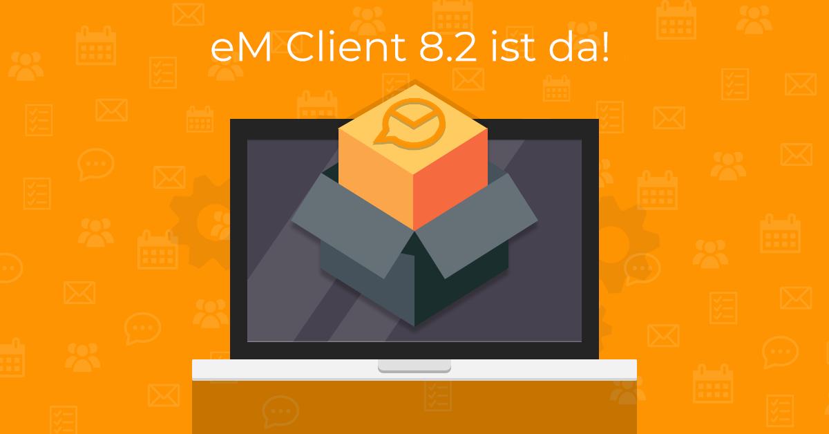 eM Client 8.2