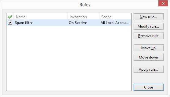 Organize Emails As They Come Into Your Inbox With Rules Em Client