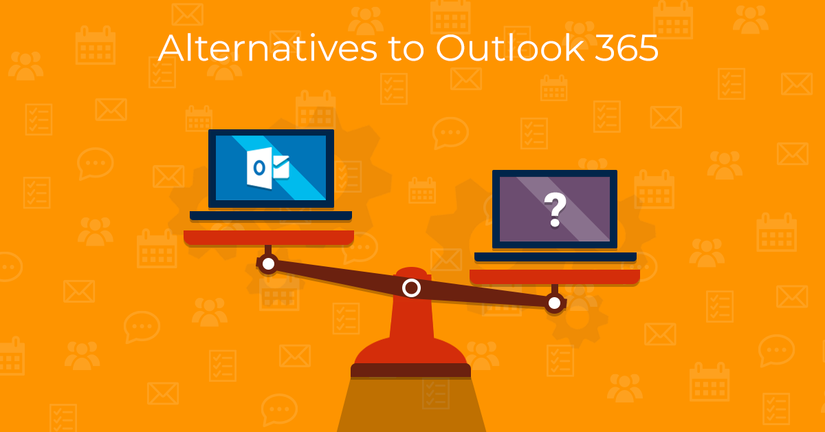 Outlook 365 alternatives illustration