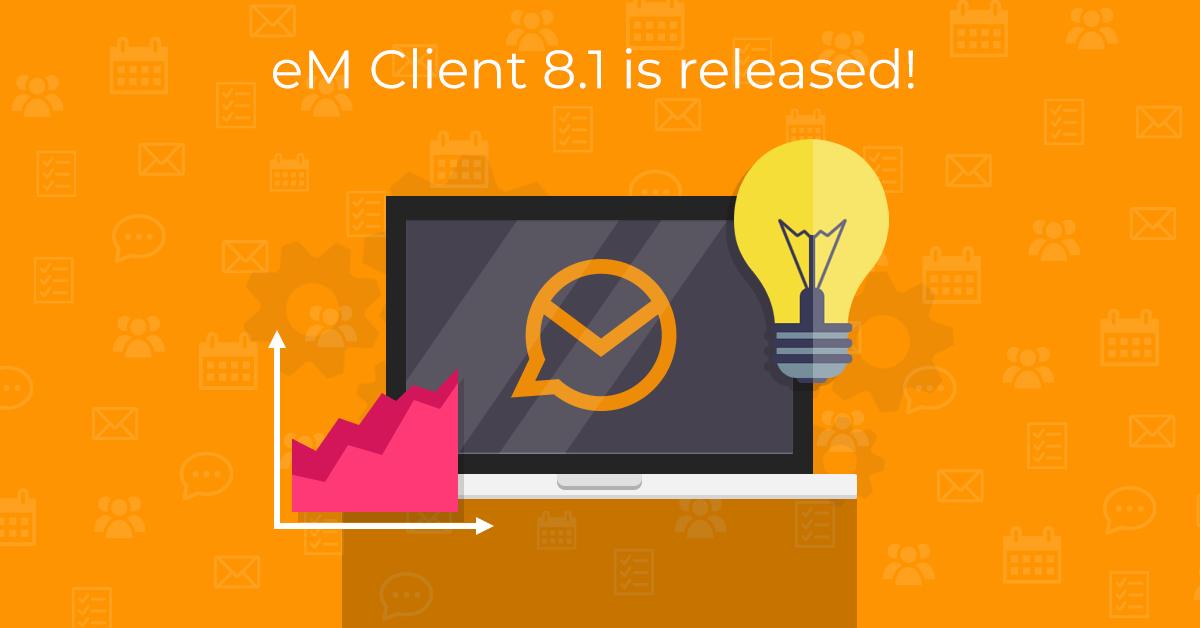 eM Client 8.1