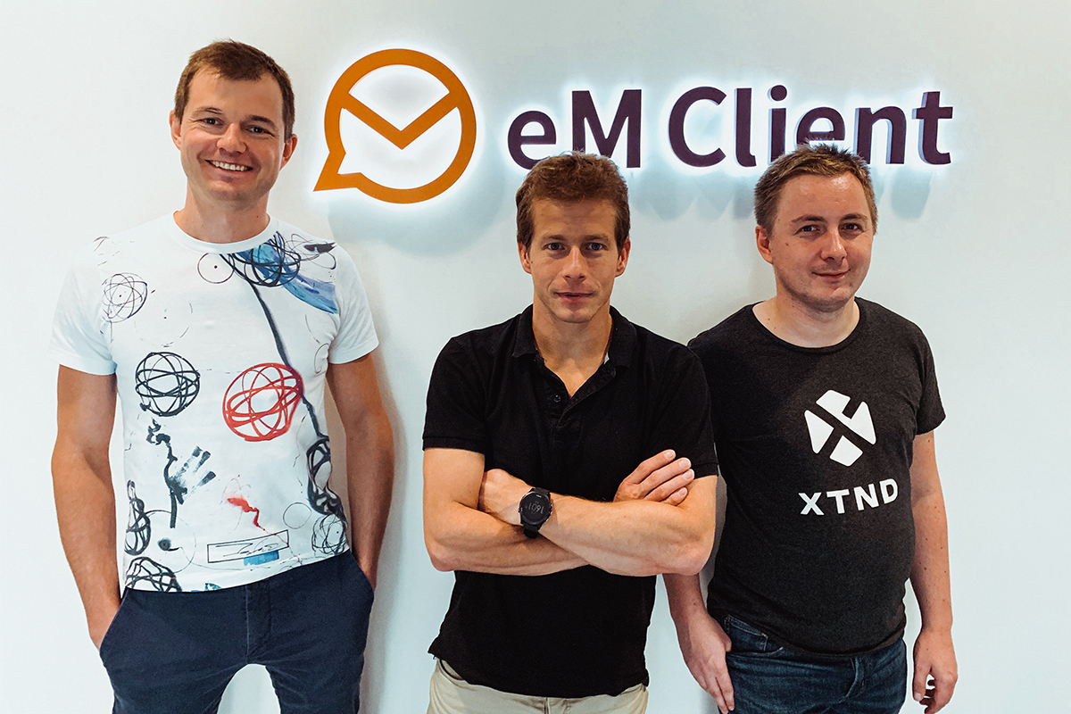 eM Client Founders eM Client HQ Prague