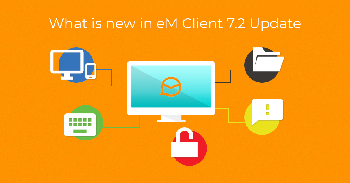 eM Client 7.2 Update