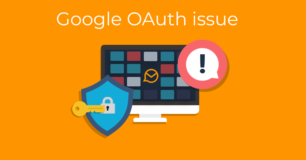 OAuth Issue