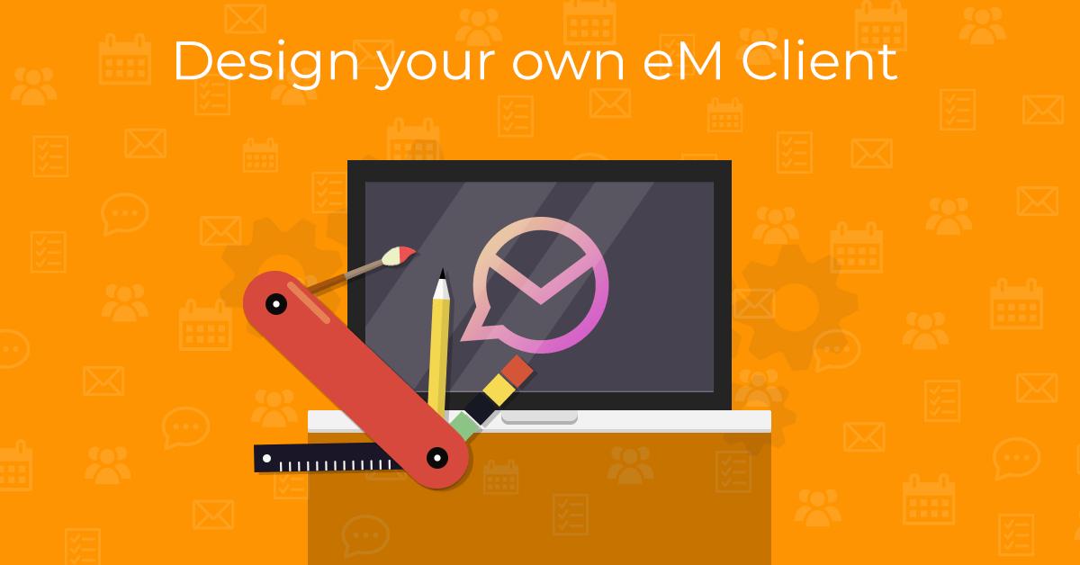eM Client Theme Editor