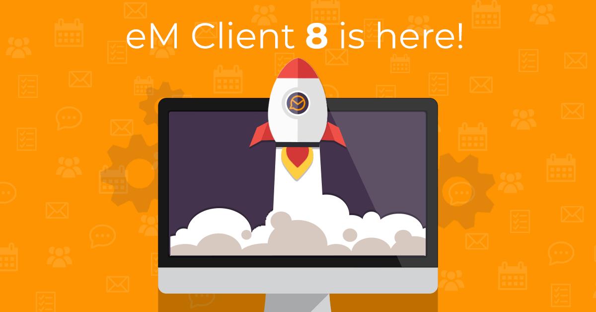 eM Client 8