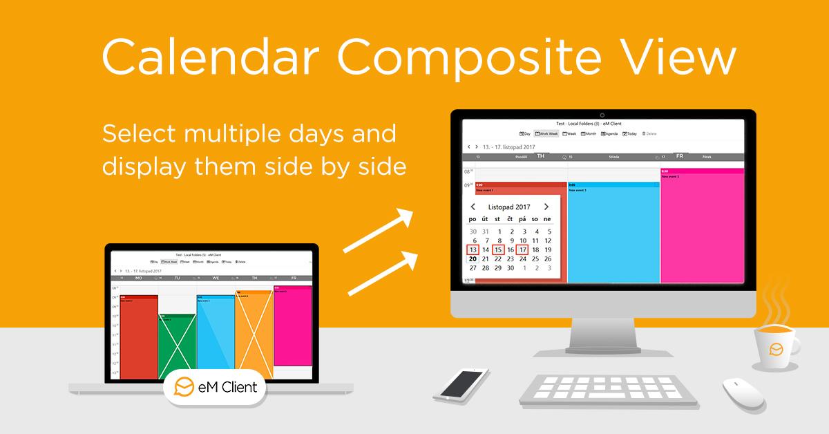 Calendar Composite View